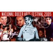 National Queer Arts Festival 2005 Color portraits of LGBTQ artists
