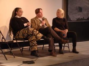 Pamela Peniston, Jonathan D. Katz, Harmony Hammond