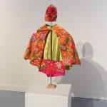 David Gremard Romero Auto-Da-Fe Costume 2008 Description: Brightly embroidered Mexican Wrestler's outfit.