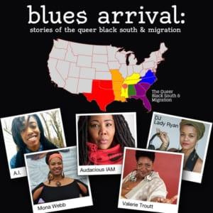 blues arrival