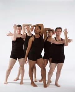 photo of Sean Dorsey Dance members