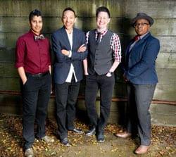 photo of singing bois singing group