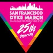 Dyke March 25 logo