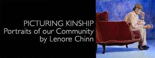 Invitation to Lenore Chinn's painting show