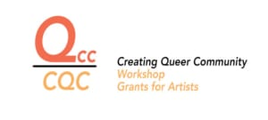 Creating Queer Community logo