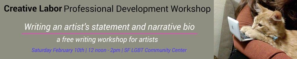 Writing Workshop banner