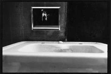 Duane Michals photo Things are Queer