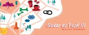 Queer As F